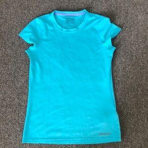 Patagonia Women's Short-Sleeved Trails Shirt